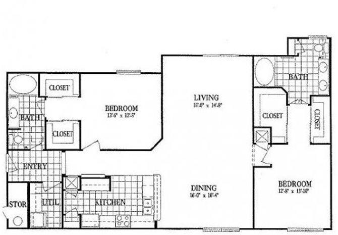 B9 Floor Plan 17