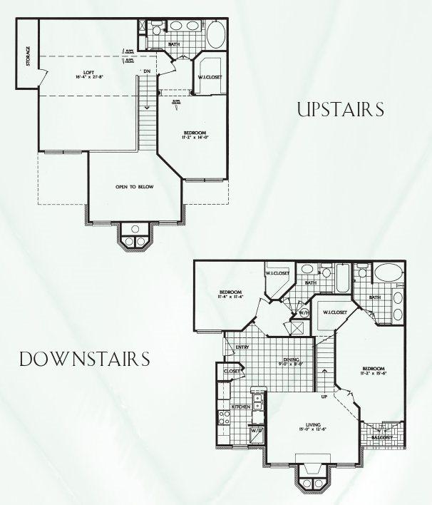 Floor Plans Of Phoenician Apartments In Houston, TX