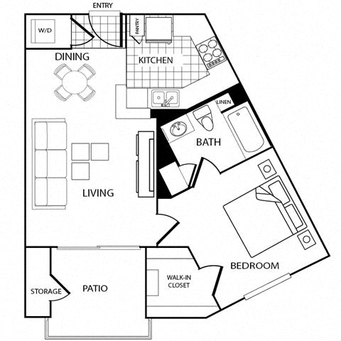 Santa Cruz Floor Plan 2