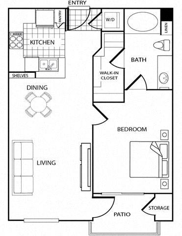 San Clemente Floor Plan 3