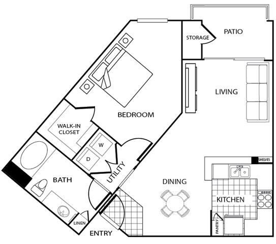 Anacapa Floor Plan 4