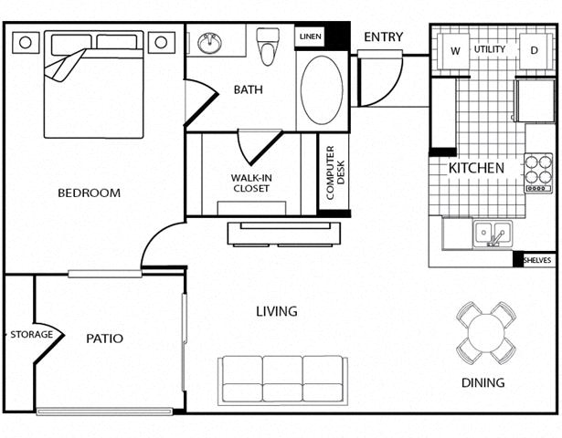Angel Island Floor Plan 6