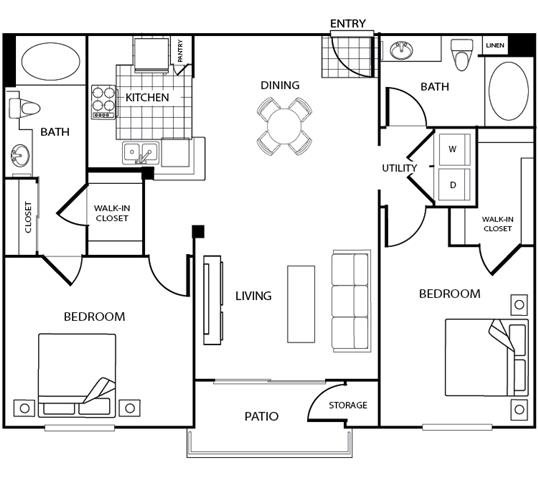 Point Reyes Floor Plan 10