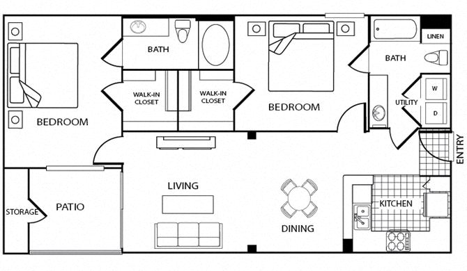 Santa Catalina Floor Plan 9