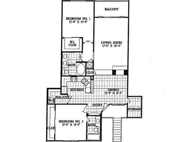 B6 Floor Plan 8