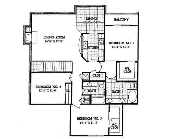 C2 Floor Plan 10