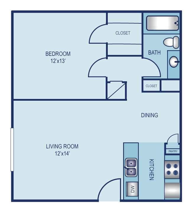 La Riviera Floor Plan 3