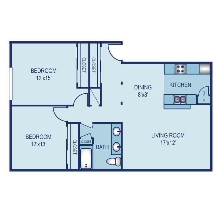 El Rio Floor Plan 8
