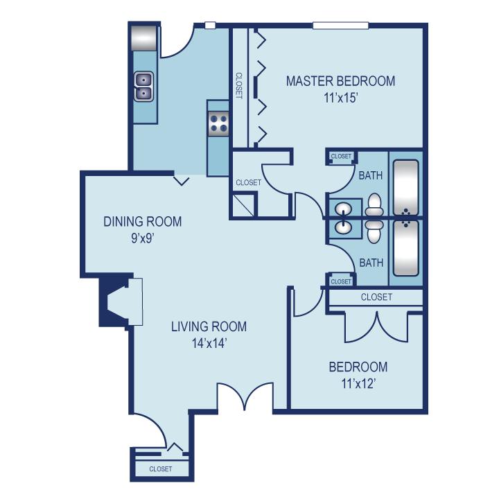 Los Rayos Floor Plan 11