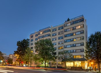 2400 Pennsylvania Ave NW Studio Apartment for Rent Photo Gallery 1