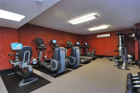 State-of-the-Art Fitness Center at Calvert House, Woodley Park, DC