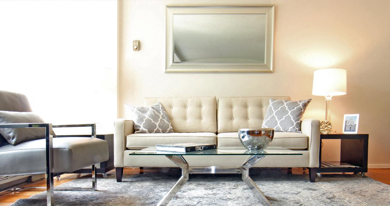 Modern Layouts At Calvert House Apartments, Woodley Park, Washington, DC