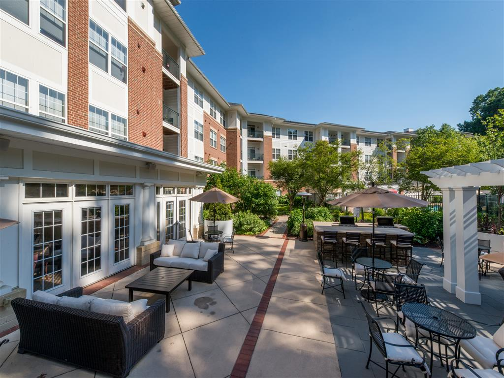 Resort Style Community at Evergreens at Columbia Town Center, 10101 Governor Warfield Parkway, Columbia, MD