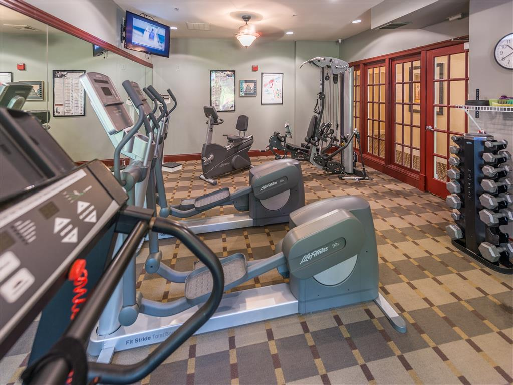 Health and Fitness Center at Evergreens at Columbia Town Center, MD 21044