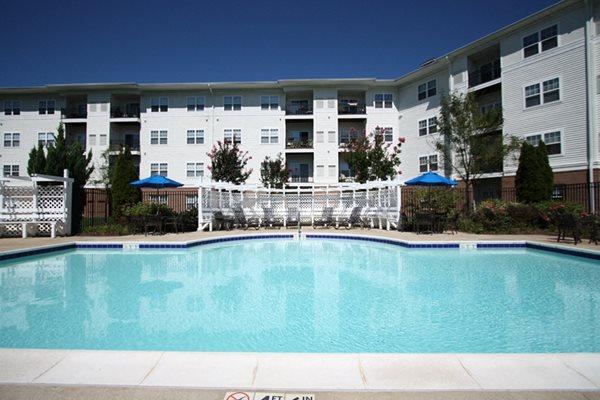 Sparkling Pool at Evergreens at Smith Run, Fredericksburg, VA,22401