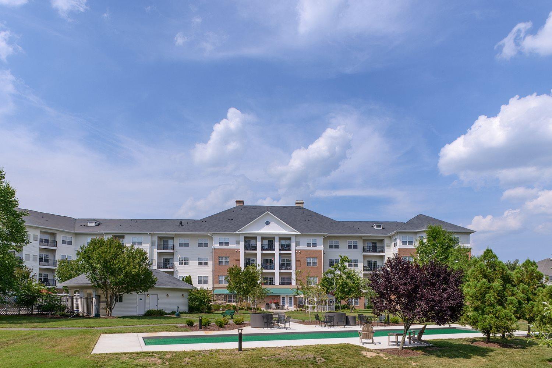 Evergreen Apartments Fredericksburg Va
