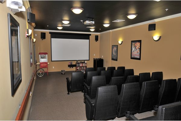 Movie Theatre at The Marque at Heritage Hunt, Gainesville, VA,20155