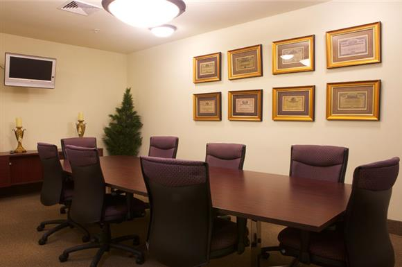 Conference Room at The Marque at Heritage Hunt, Gainesville, VA,20155