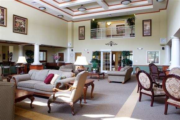 Large Clubroom at The Marque at Heritage Hunt, Gainesville, VA,20155