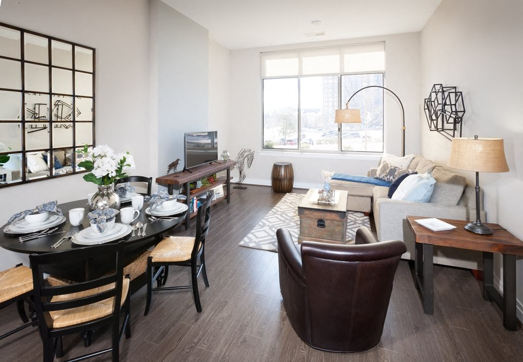Guest Suites Availible at Harrison at Reston Town Center, Reston, VA, 20190