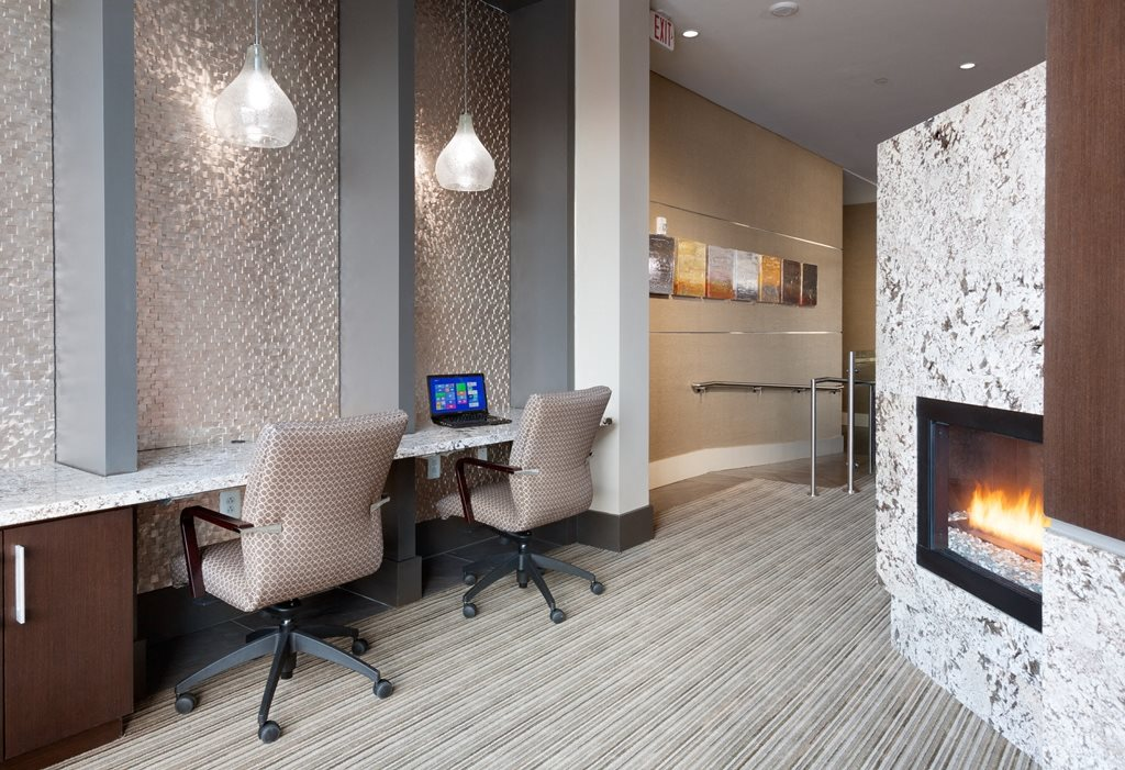 Fully Outfitted Business Center at Harrison at Reston Town Center, Reston, VA, 20190