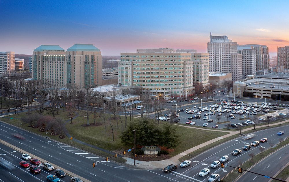 West View at Sunset at Harrison at Reston Town Center, Reston, VA, 20190