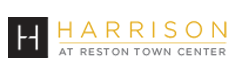 Harrison Logo at Reston Town Center, Reston, 20190