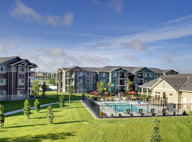 Apartments in Colorado Springs, Co  Copper Creek Apartments