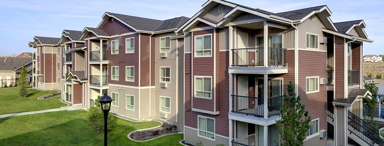 Sand Creek Apartments Colorado Springs