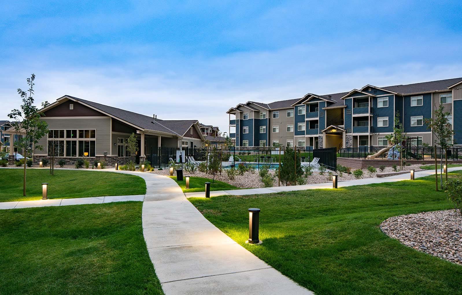 Copper Creek Apartments In Colorado Springs Co