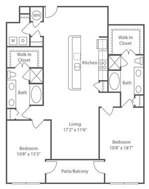 SOLA Uptown | B9 | Floor Plan