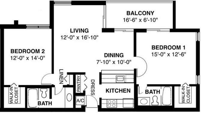 Orange Blossom Floor Plan 3