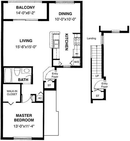 Bordeaux Floor Plan 2