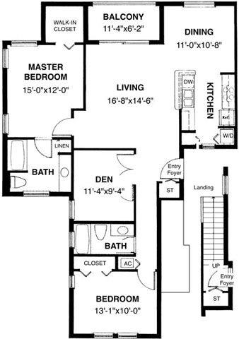 Deauville Floor Plan 4