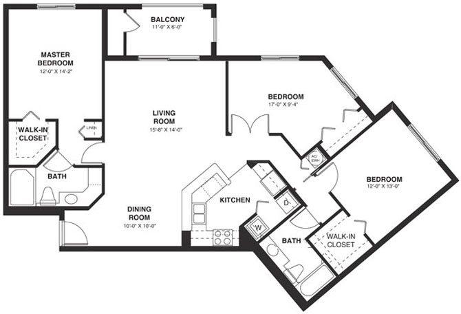 Buckingham Floor Plan 6