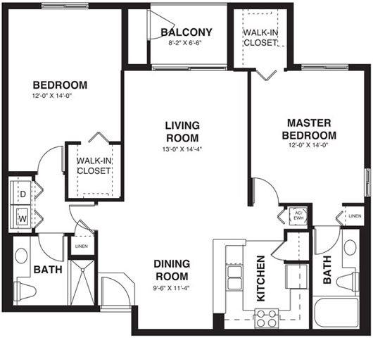 Chelsea Floor Plan 2