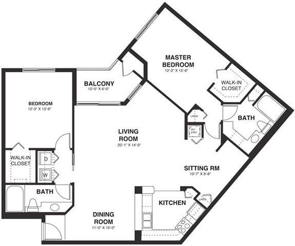 Mayfair Floor Plan 4