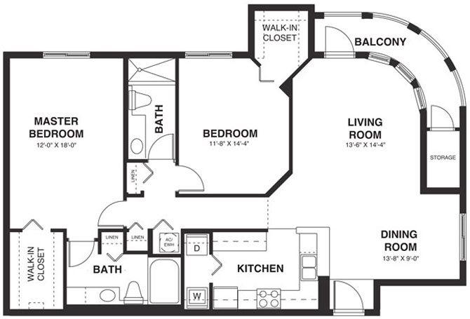 St. James Floor Plan 3