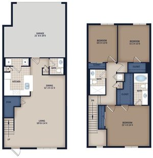 Captain - Townhome