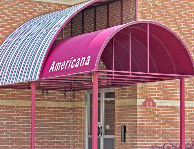 Americana Apartments Pa