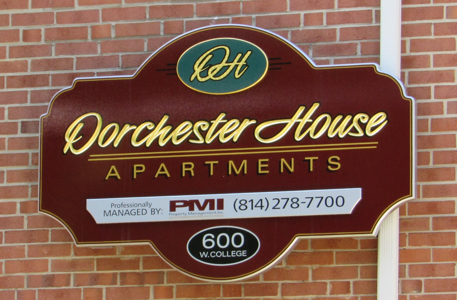 Cheap Student Housing in State College, PA | Dorchester House Apartments | Property Management, Inc.