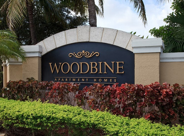 Woodbine apartment homes for rent in Riviera Beach, Florida