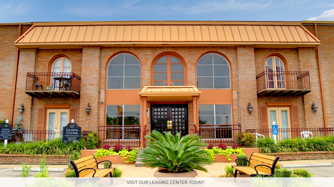 Bel Air Apartment Homes Custom Page
