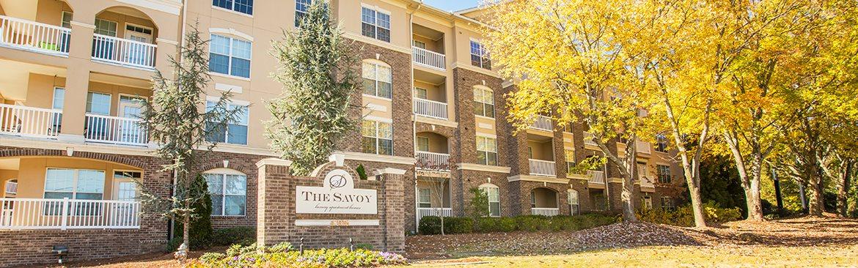the savoy luxury apartment homes atlanta apartments for rent