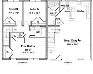 3 Bedroom Townhouse
