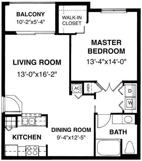 Ansley Floor Plan 3