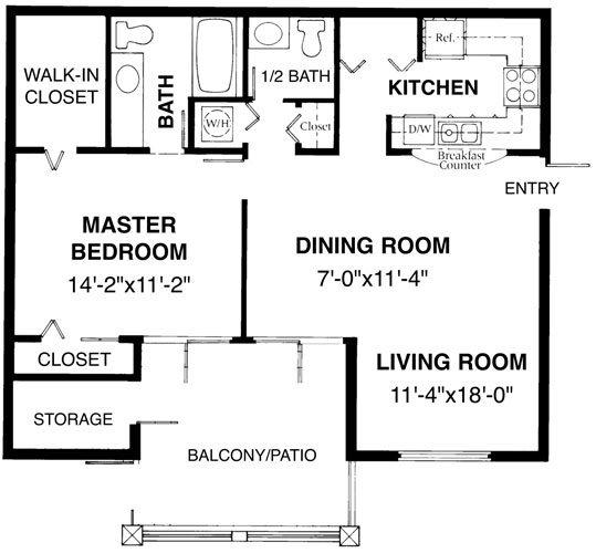 Glynn Floor Plan 1