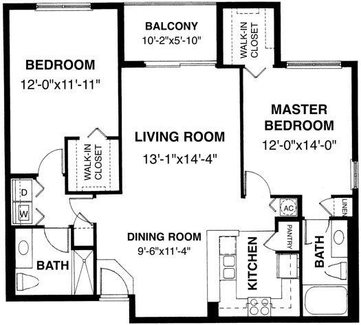 Sarah Floor Plan 5