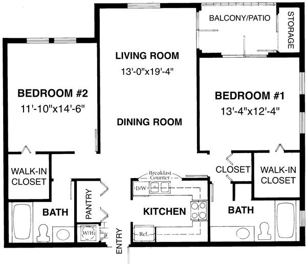 Suzanne Floor Plan 4
