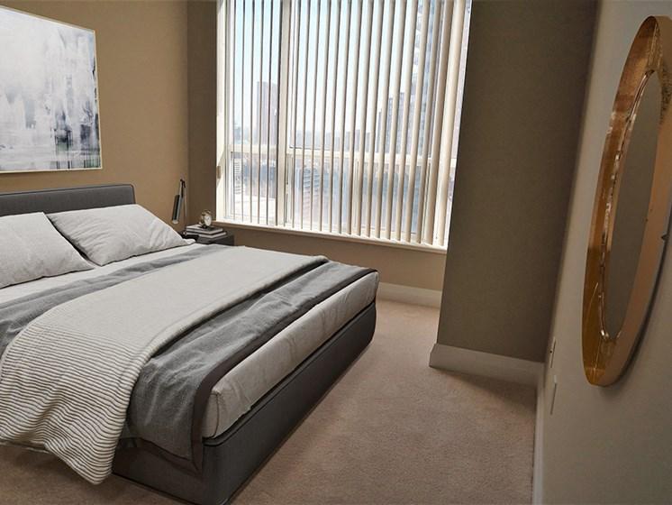 The Bay Club Bedroom area 2
